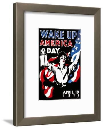 Wake Up America Day, 1917