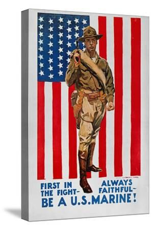 World War I: U.S. Marines