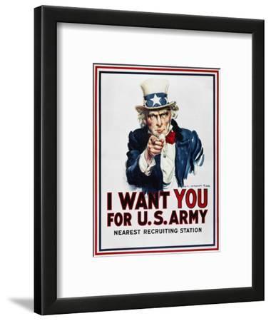 World War I: Uncle Sam