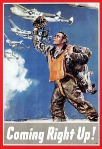 World War Ii: U.S. Poster by James Montgomery Flagg