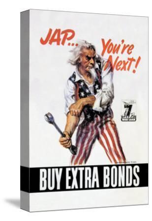 You're Next! Buy Extra Bonds!