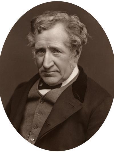 James Nasmyth, Scottish Engineer and Astronomer, 1877-Lock & Whitfield-Photographic Print