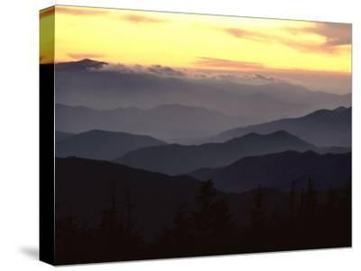 Clingman's Dome Is the Highest Point in Tennessee at 6,643 Feet