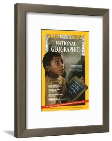 Cover of the October, 1970 National Geographic Magazine