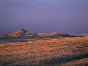 Prairie Land at Thunder Basin, Wyoming, Thunder Basin, Wyoming by James P. Blair