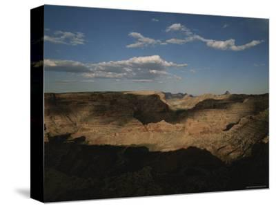 San Rafael River Snaking Through the Little Grand Canyon, Utah