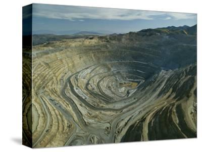 The Kennecott Copper Mine, The Largest Manmade Hole on Earth, Utah