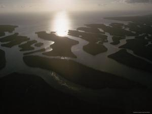 Whitewater Bay, Everglades National Park, Florida by James P. Blair