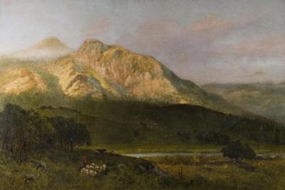 Sunrise on Loughrigg, Cumbria by James Peel