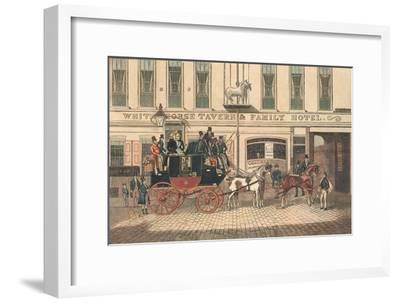 White Horse Tavern and Hotel, Fetter Lane, London