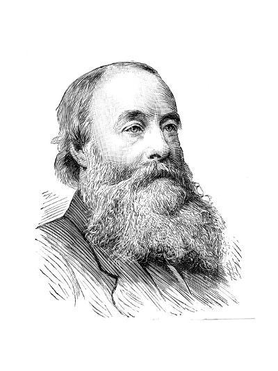 James Prescott Joule, English Physicist, 1889--Giclee Print
