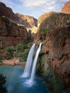 Havasu Falls by James Randklev