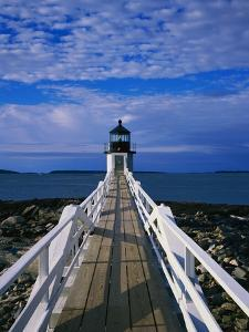 Marshall Point Lighthouse by James Randklev