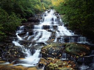 Minnehaha Falls by James Randklev