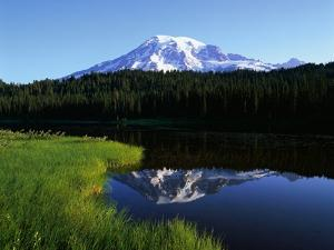 Mt. Rainier by James Randklev