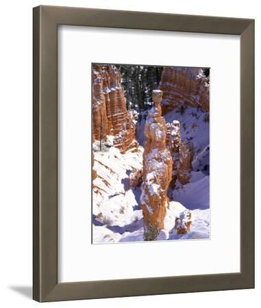Thor's Hammer Hoodoo in Bryce Canyon National Park