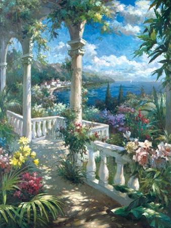 Seaside Terrace by James Reed