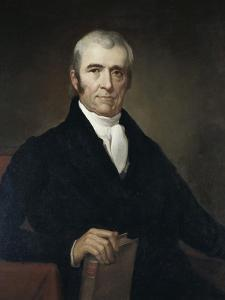 John Marshall by James Reid Lambdin