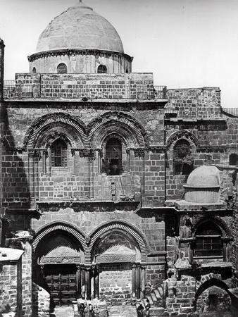 The Church of the Holy Sepulchre, 1857