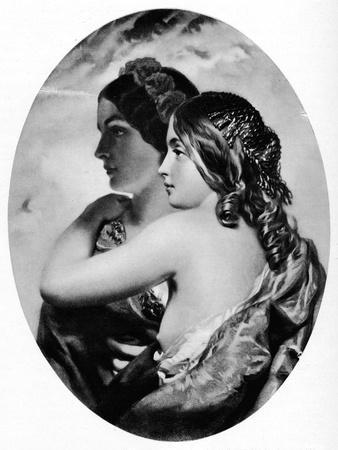 'Light and Shade', c1890, (1912)