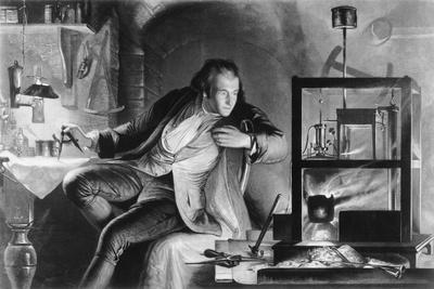 James Watt as a Young Man, C1769