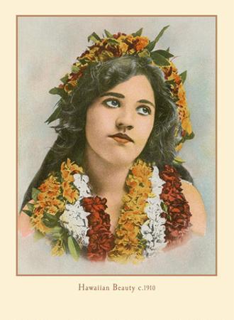 Hawaiian Beauty, Hawaii - Island Curio Co. of Honolulu
