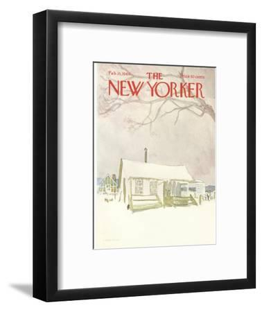 The New Yorker Cover - February 15, 1969