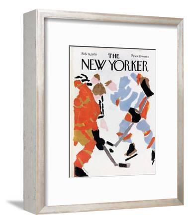 The New Yorker Cover - February 28, 1970