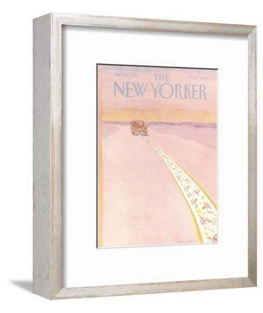 The New Yorker Cover - March 28, 1983