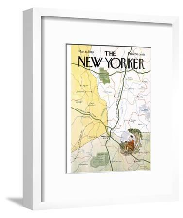 The New Yorker Cover - May 31, 1969