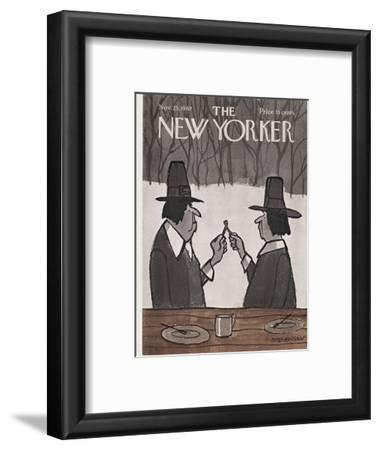 The New Yorker Cover - November 25, 1967