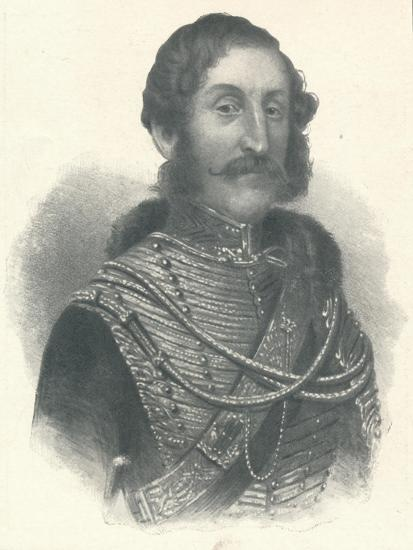 'James Thomas Brudenell, 7th Earl of Cardigan', 1855 (1909)-Unknown-Giclee Print