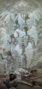 Jacob's Dream by James Tissot