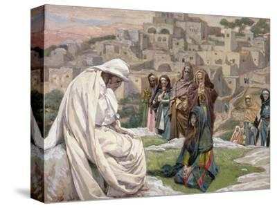 Jesus Wept, Illustration for 'The Life of Christ', C.1886-96