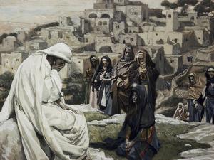 Jesus Wept by James Tissot