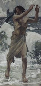 Jonah by James Tissot