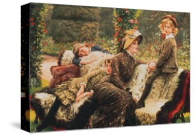 Le Banc de Jardin, 1882