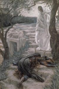 Noli Me Tangere by James Tissot