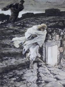 Peter and John Run to the Sepulchre by James Tissot