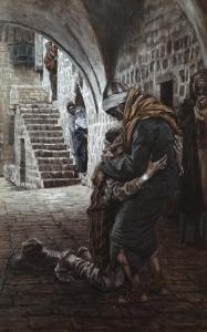 Return of the Prodigal Son by James Tissot