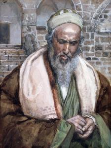Saint Luke, Illustration for 'The Life of Christ', C.1884-96 by James Tissot