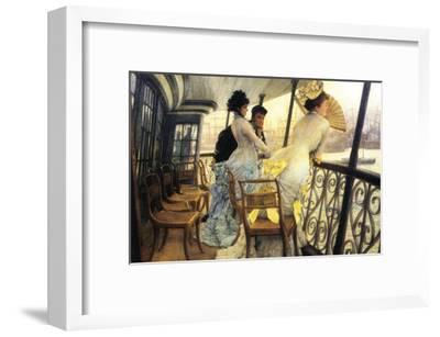 The Gallery of the H.M.S. Calcutta