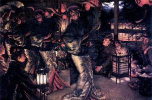 The Prodigal Son in Modern Life - in Foreign Countries by James Tissot