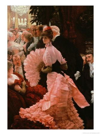 The Reception Or, L'Ambitieuse circa 1883-85