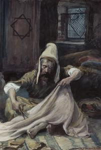The Tailor by James Tissot