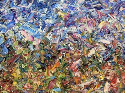 Fragmented Garden 9K