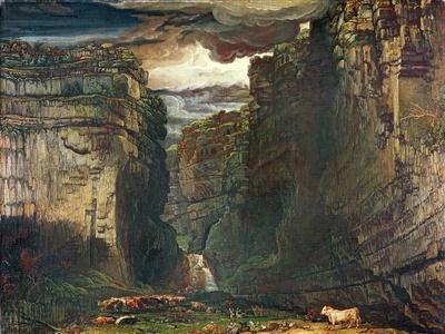 Gordale Scar, 1813