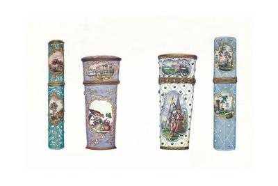'Battersea Enamels in the James Ward Usher Collection', 1911