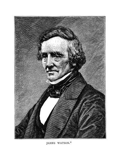 James Watson--Giclee Print
