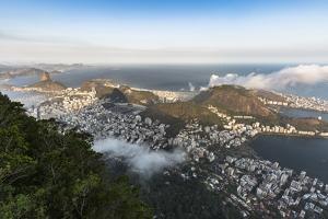 Rio de Janeiro from Corcovado Mountain by James White